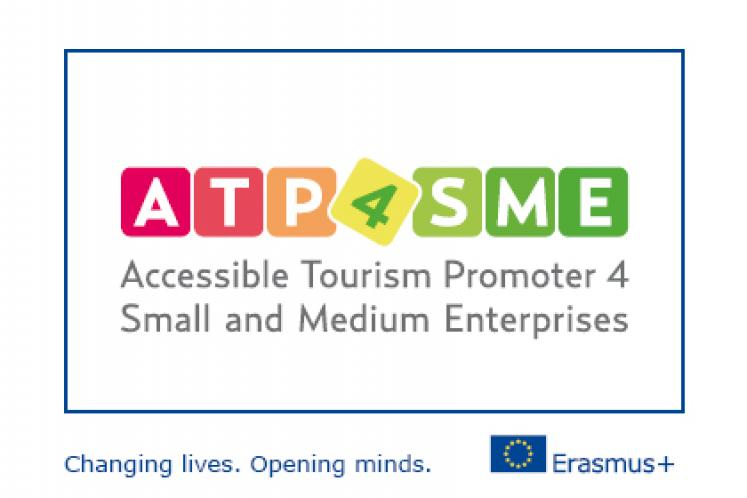 Logo ATP4SME-Projekt