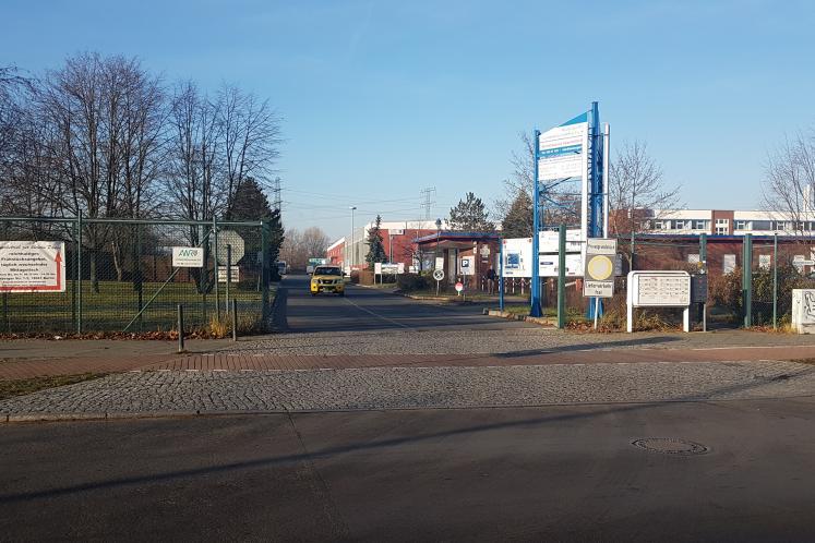 Projektzentrum Boxberger Straße